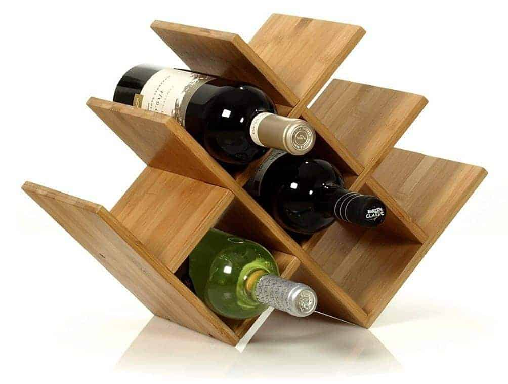 13 Unique Wine Racks On Which To Store Those Bottles
