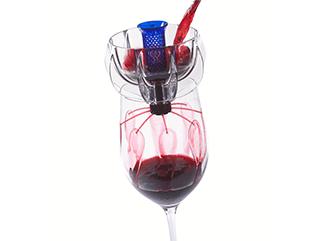 wine aerator press release blurb