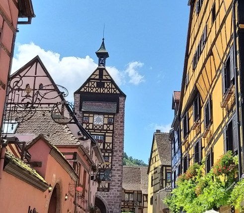 Alsace with wineweinvinovin