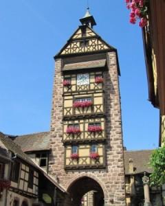 Alsace Scene