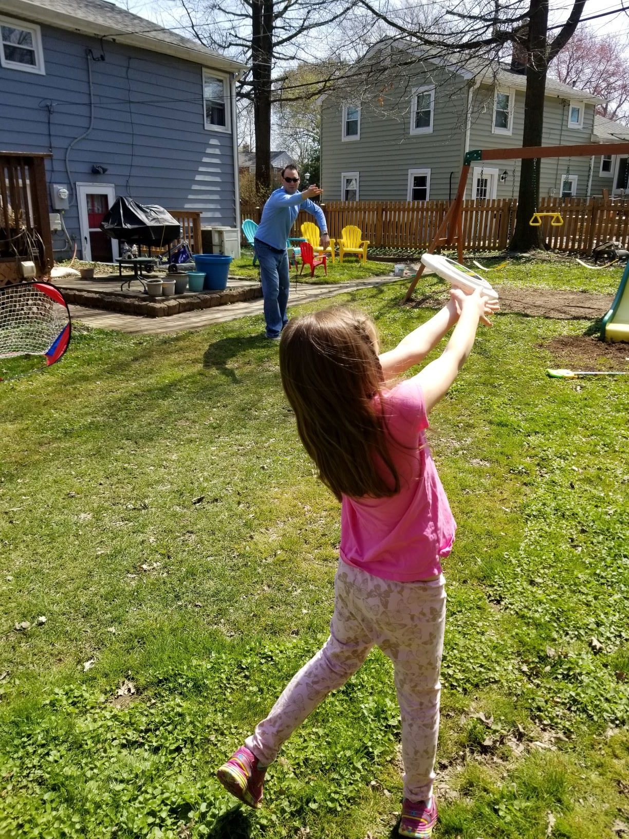 Learning Through Play: Frisbee Style