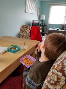 Staying at Home When Kids are Sick