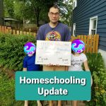 Making Adjustments and Learning As We're Homeschooling