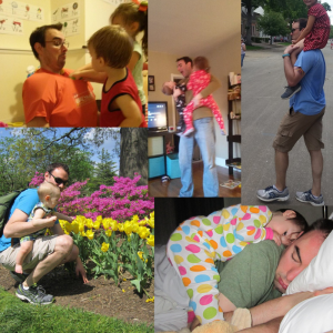 Parenting Through the Lens of 8 Years