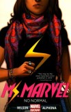 Ms. Marvel Vol. 1 -- Kamala Khan is an ordinary girl from Jersey City -- until she's suddenly empowered with extraordinary gifts. But who truly is the new Ms. Marvel? Teenager? Muslim? Inhuman? Find out as she takes the Marvel Universe by storm!