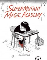 SuperMutant Magic Academy -- SuperMutant Magic Academy is a prep-school for mutants and witches but their paranormal abilities take a back seat to everyday teen concerns. Science experiments go awry, bake sales are upstaged, and the new kid at school is a cat who will determine the course of human destiny.