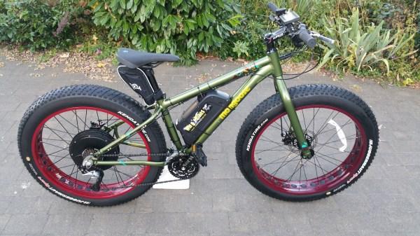 Electric Bikes Uk