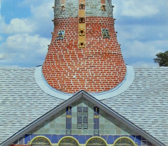 The Van Briggle Pottery Building: A Walking Tour