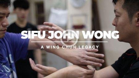 Sifu John Wong Interview