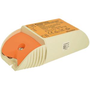 KLEMKO LED DRIVER 350mA 5,5-9WATTTYPE 860030 DIMBAAR MET C KAR.
