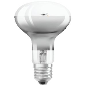 OSR. LED SPOT R80 7,5W/E27 2700KDIMB. 36° PARATH. 580 Lm