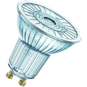 OSR. LED GU10 4,6(50) 2700KDIMB. 36° PARATH. 350 Lm 850 CD