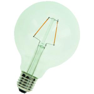 BAILEY LED GLOBE FILAM. G95 2W/E27HELDER 220 Lm 2700K 20000 UREN