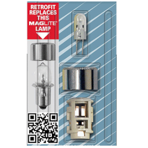 MagLite Vervangende lamp handlamp | GMAGLMXA301