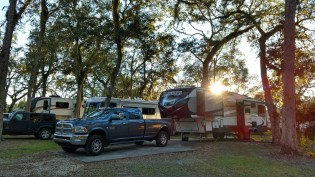 Sumter Oaks RV Park, Site 46