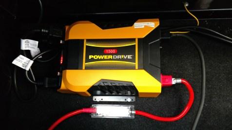 1,500 watt PowerDrive Inverter
