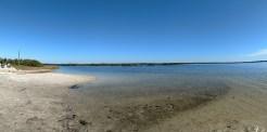Pine Island Beach Area, inland marsh