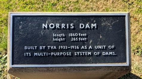 20181122 Norris Dam Title
