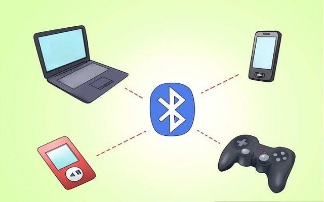 استخدامات البلوتوث في الكمبيوتر والهاتف