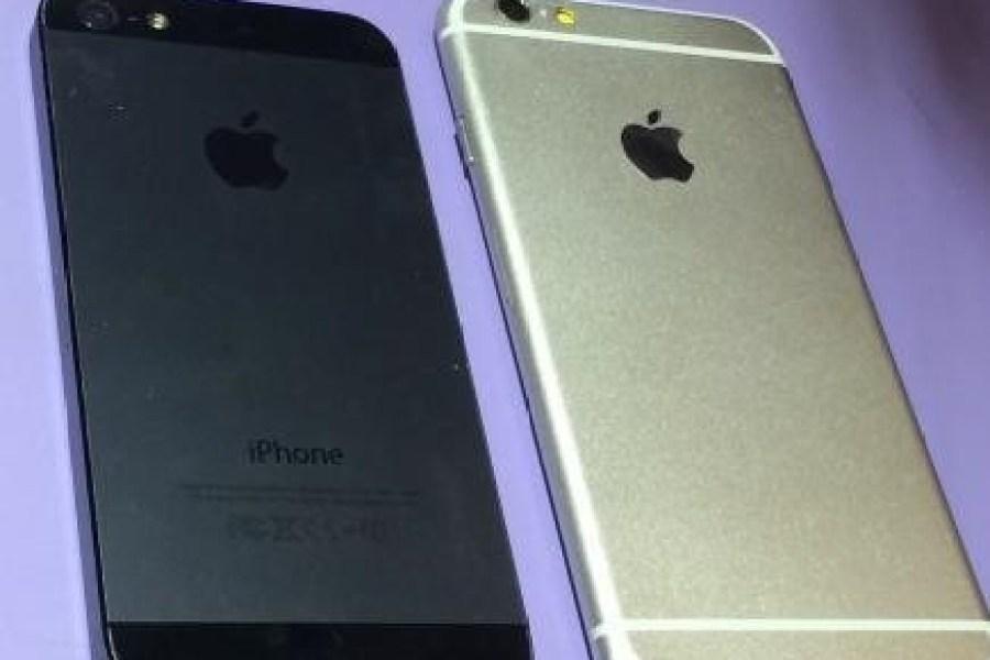 ايفون 6 بشاشة عرض QHD