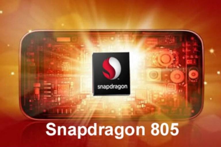 نسخة جديدة من جهاز lg g3 مع معالج Snapdragon 805