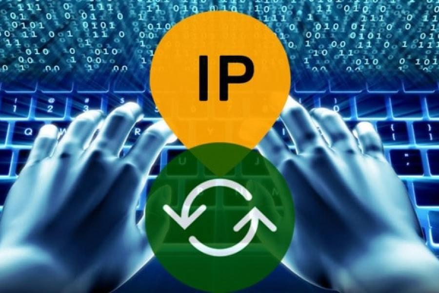 تغيير ip للكمبيوتر فى الشبكة المحلية بدون برامج