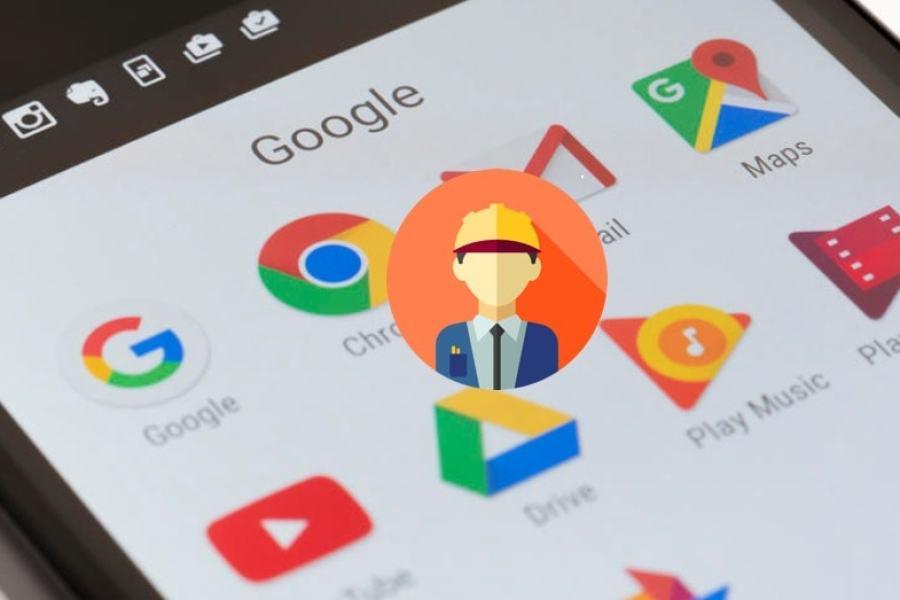 طريقة تغير الصوره الشخصيه في جوجل للجيميل اليوتيوب جوجل بلاي
