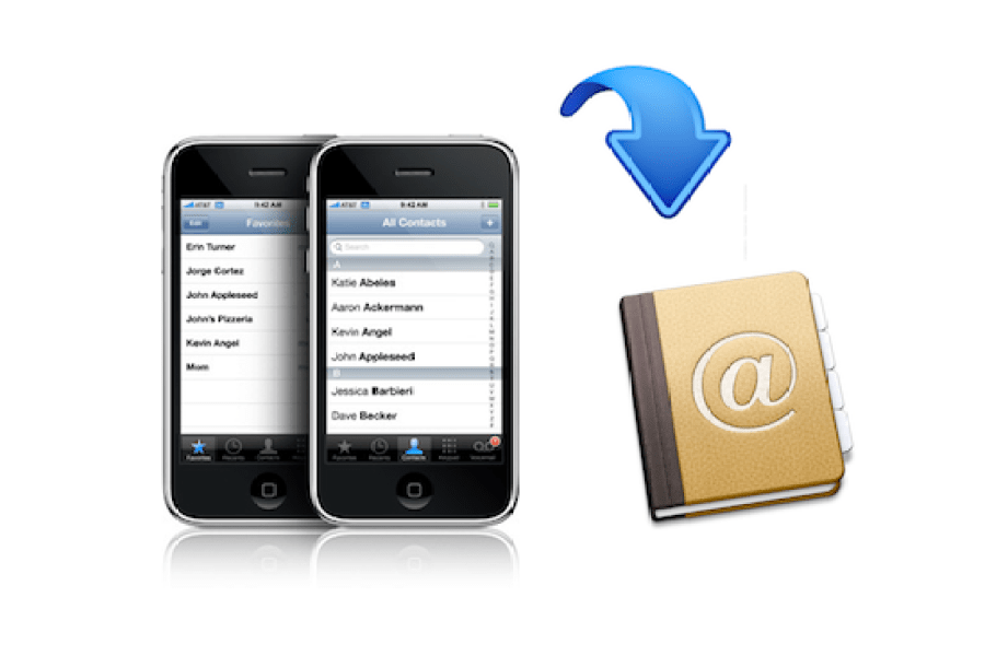 حل مشكلة تشغيل وإيقاف مزامنة الاسماء مع الفيس البوك بالصور على الايفون