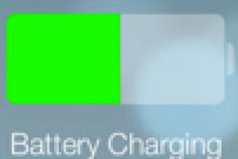 حل مشكلة البطارية في الايفون بعد التحديث ios 7