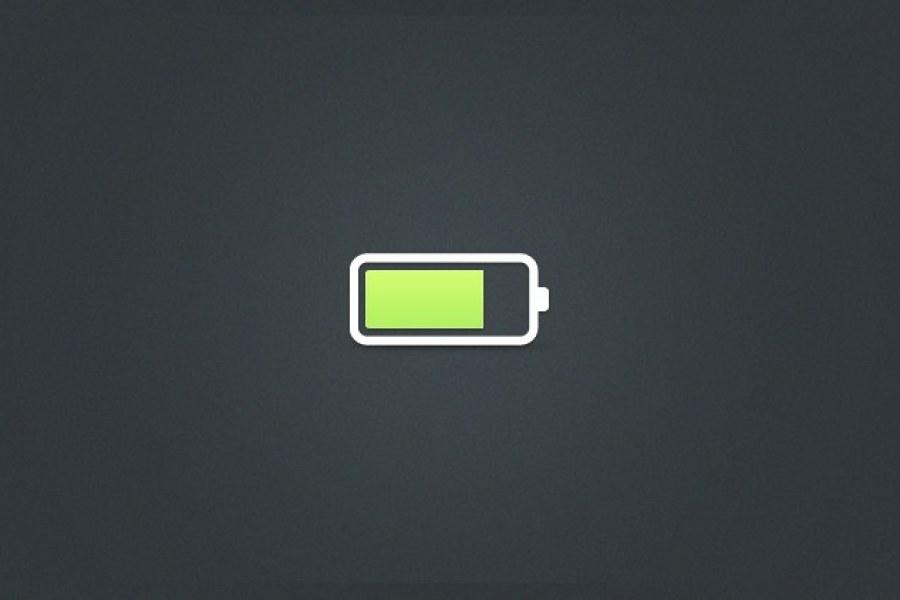 طريقة تغيير شعار البطارية في الايفون بالصور   Alkaline