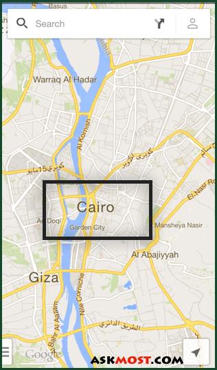خرائط جوجل بدون انترنت-00