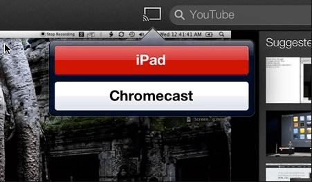 youtube chromecast