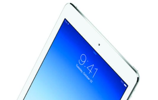 Apple iPad Air Thinnest