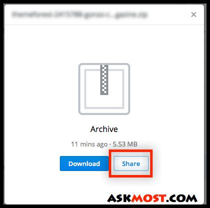 share dropbox link-2