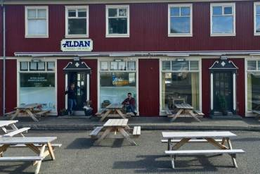 Dormire e mangiare a Seyðisfjörður, in Islanda