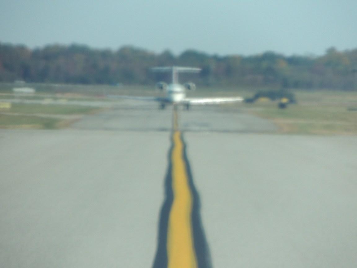 Traffic Ahead (Piedmont Triad International) Greensboro NC