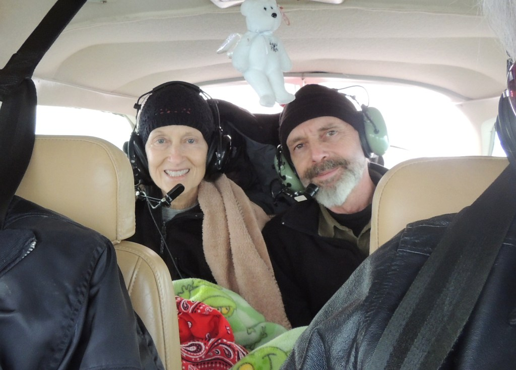 Heading to Bedford MA with Mary and John