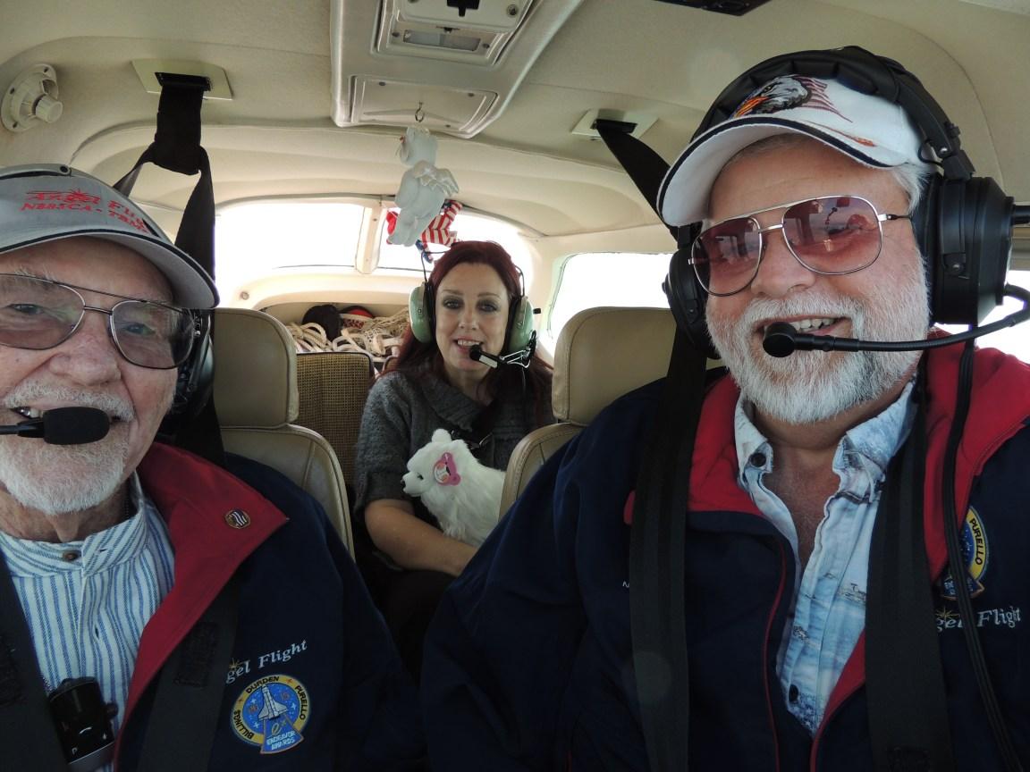 Heading to Columbus Ohio with Sheila