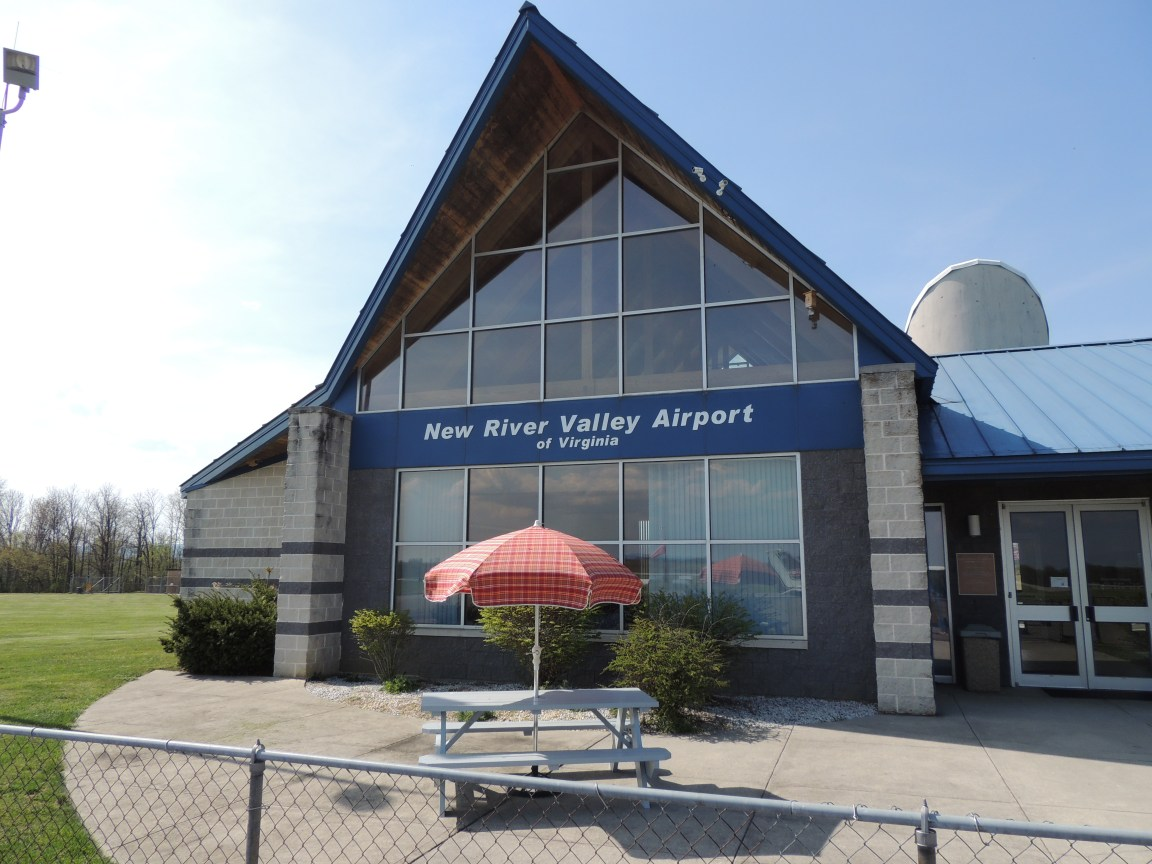 New River Valley Airport Virginia