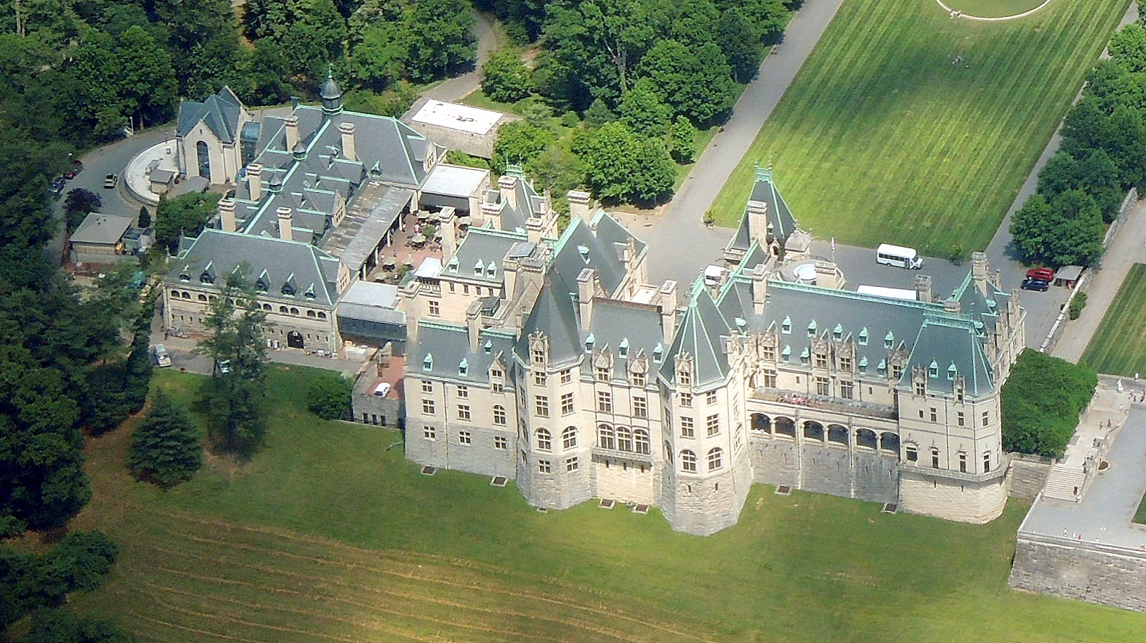 The Biltmore..... Asheville NC