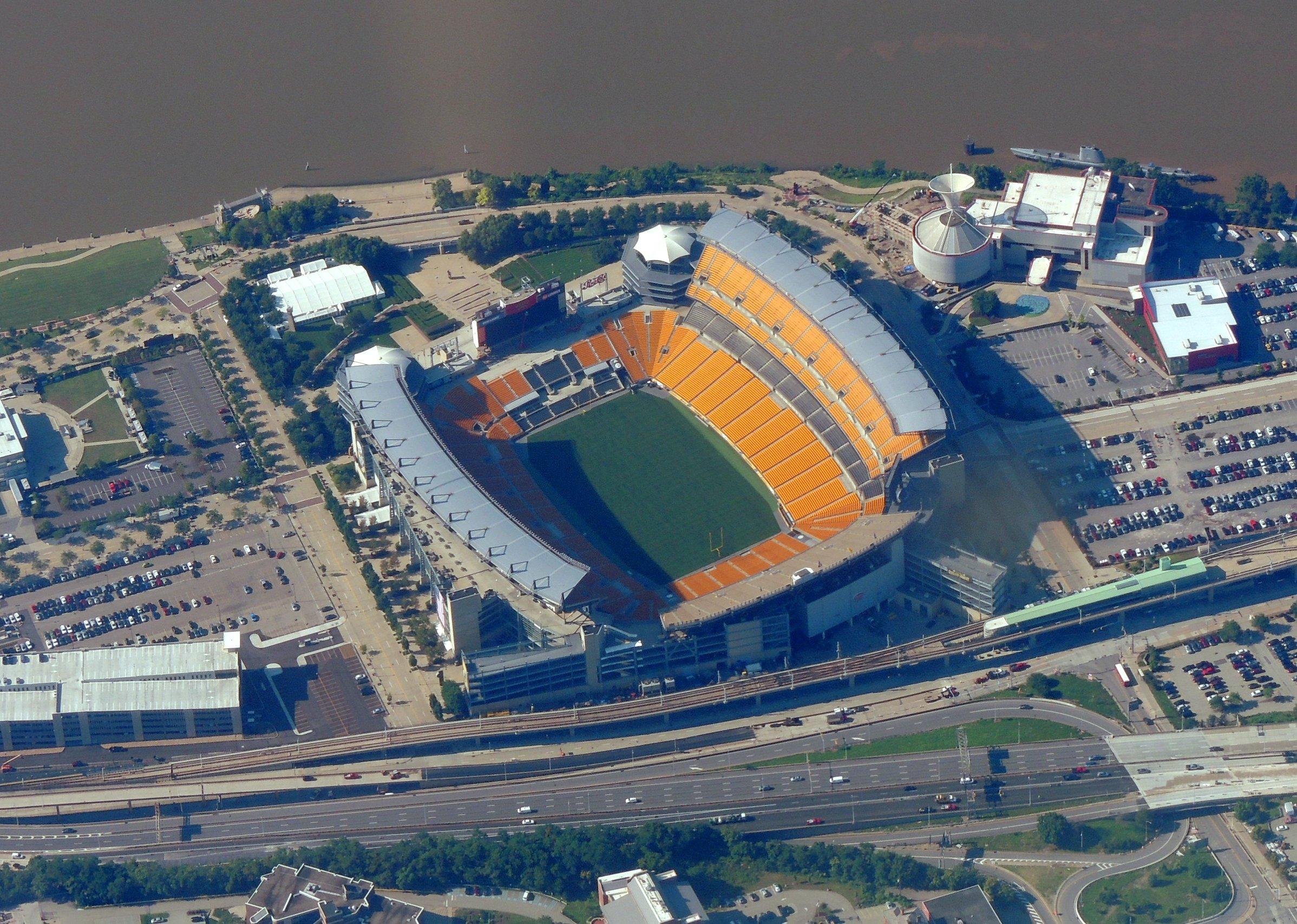 Three Rivers Stadium (Pittsburgh PA)