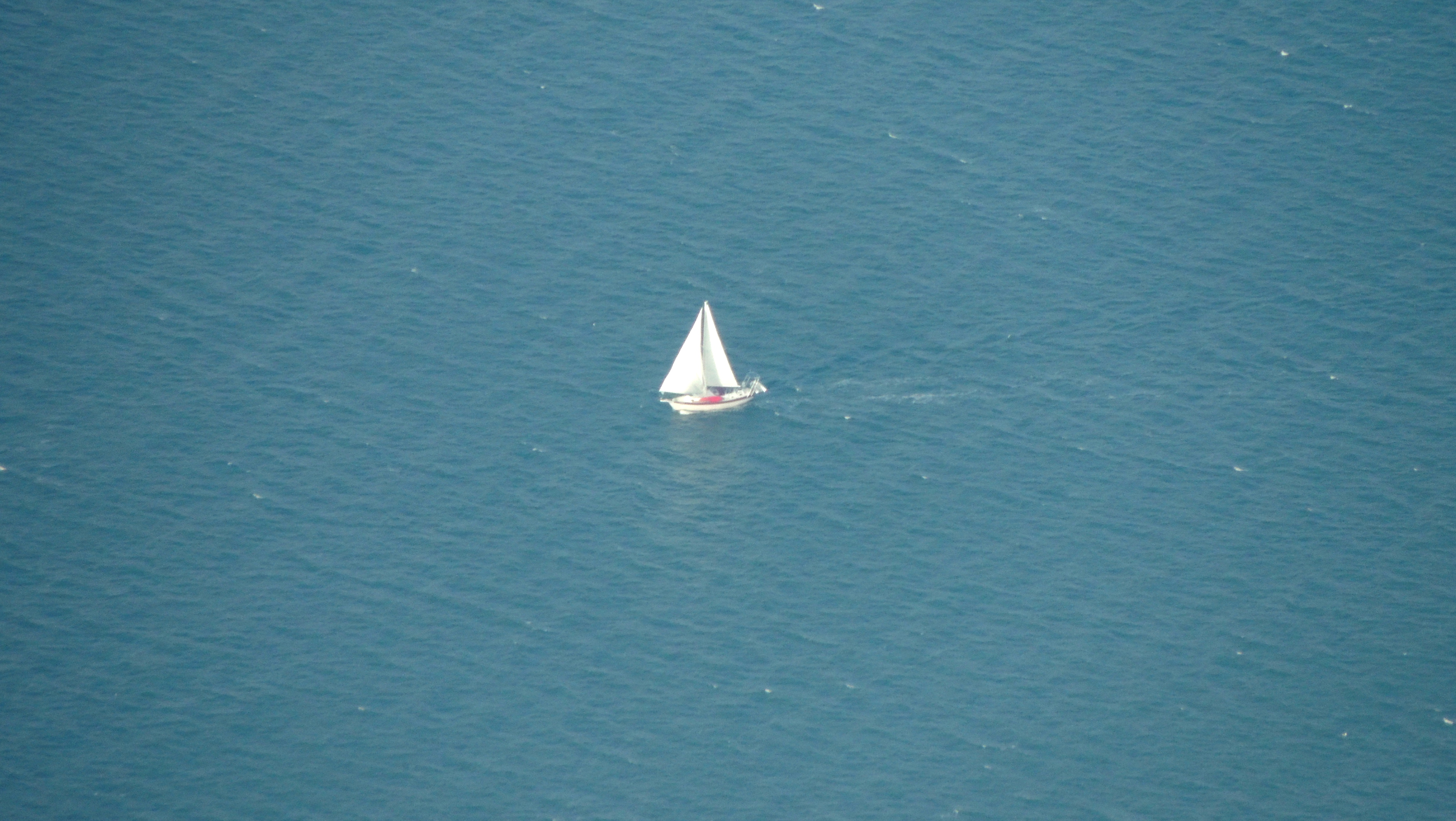 Sailboat on the Chesepeake