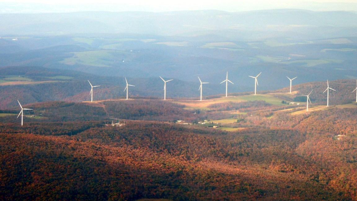 Windmills in Maryland