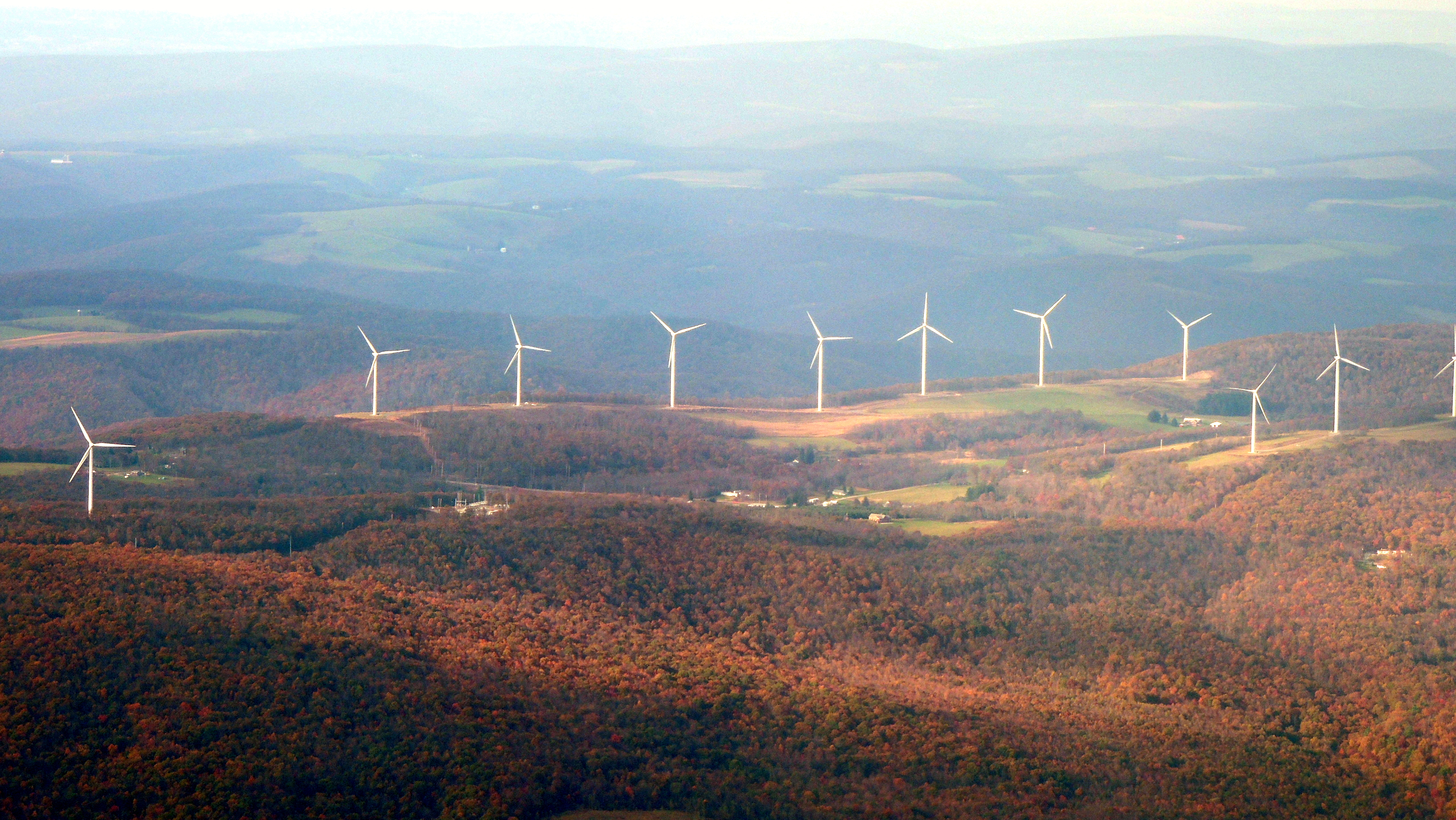 Windmills in Maryland