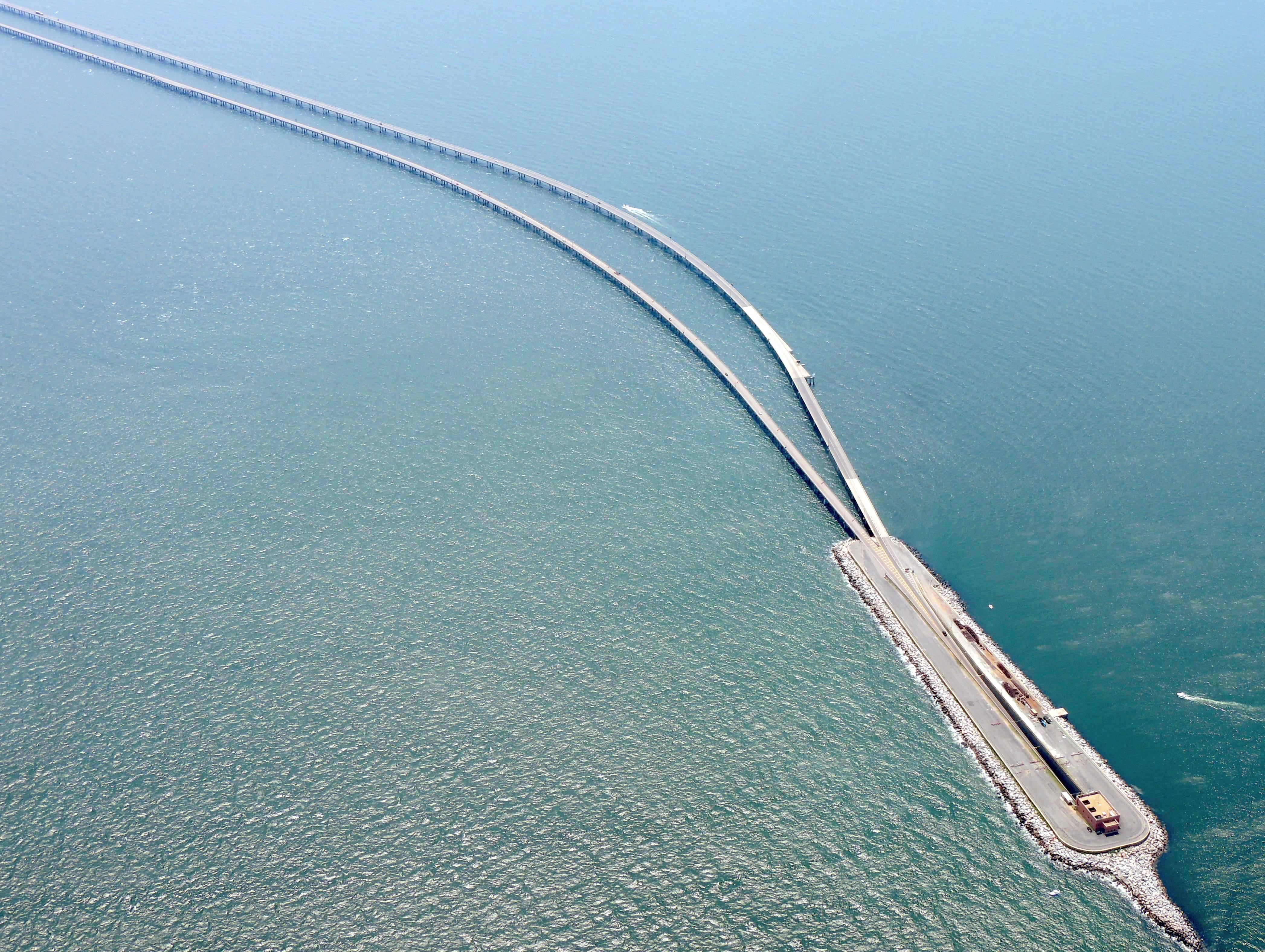 Bay Bridge Tunnel