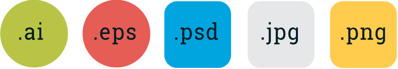Adobe File Formats