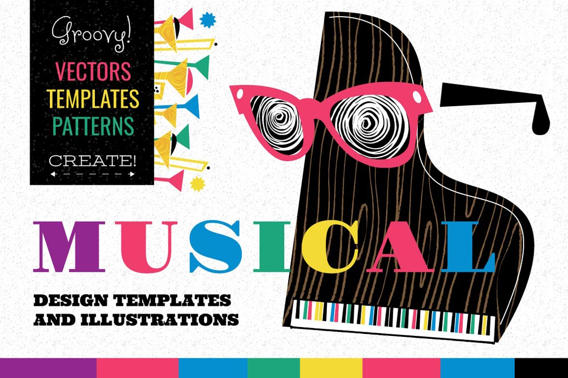 Musical Illustrations and Templates