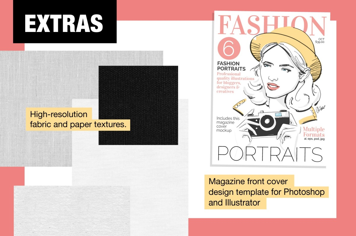 The Fashion Illustration Collection