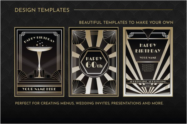 Art Deco Graphics Collection Vol 1_01