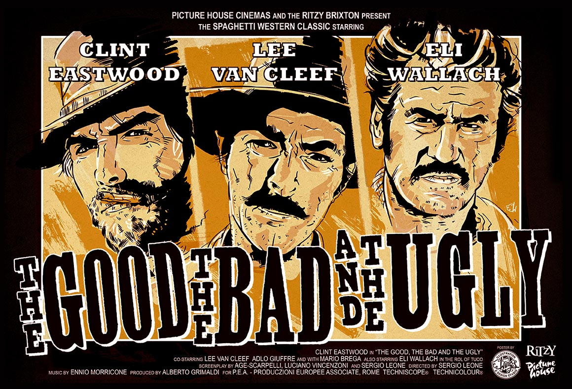 The-good-bad-and-ugly-poster-by-christopher-king